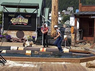 Great Alaskan Lumberjack boom run 4.jpg