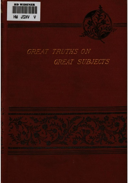 File:Great Truths on Great Subjects.pdf