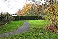 Greenspace at the rear of Eliot Close, Woodloes Park, Warwick - geograph.org.uk - 1583027.jpg
