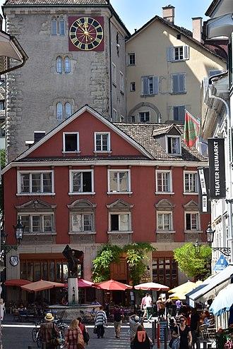 Neumarkt, Zürich - Grimmenturm