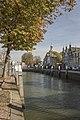 Groothoofd with captainshouses, Dordrecht (15069636324).jpg