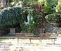 Grotta Madonna di Loures, Santuario della SS Trinità.jpg