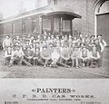 Group portrait of Central Pacific Railroad Sacramento Shops employees, painters.jpg