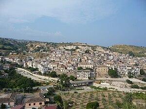 Guardavalle - Landscape of Guardavalle superiore