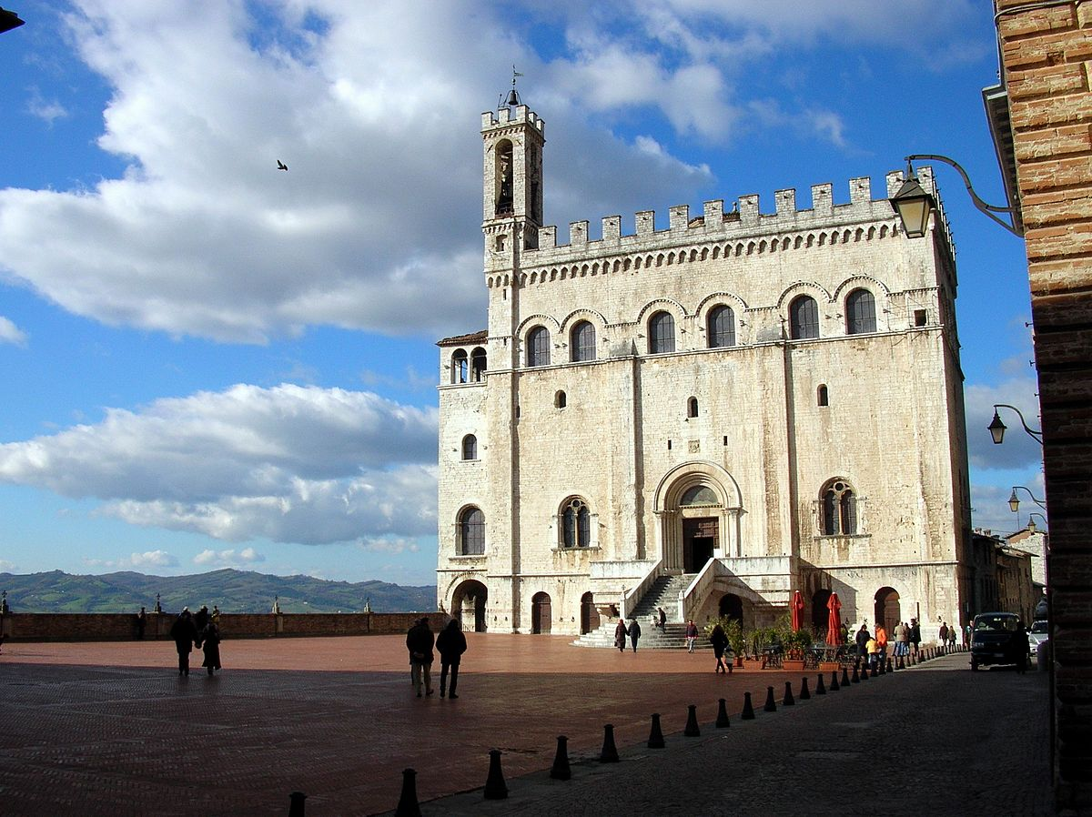 Gubbio Travel Guide At Wikivoyage