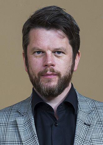 Guðmundur Steingrímsson - Image: Gudmundur Steingrimsson 2 (cropped)
