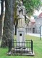GuentherZ 2011-08-06 0088 Sollenau Statue Johannes Nepomuk.jpg