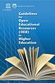 Guidelines for Open Educational Resources (OER) in Higher Education cover.jpg