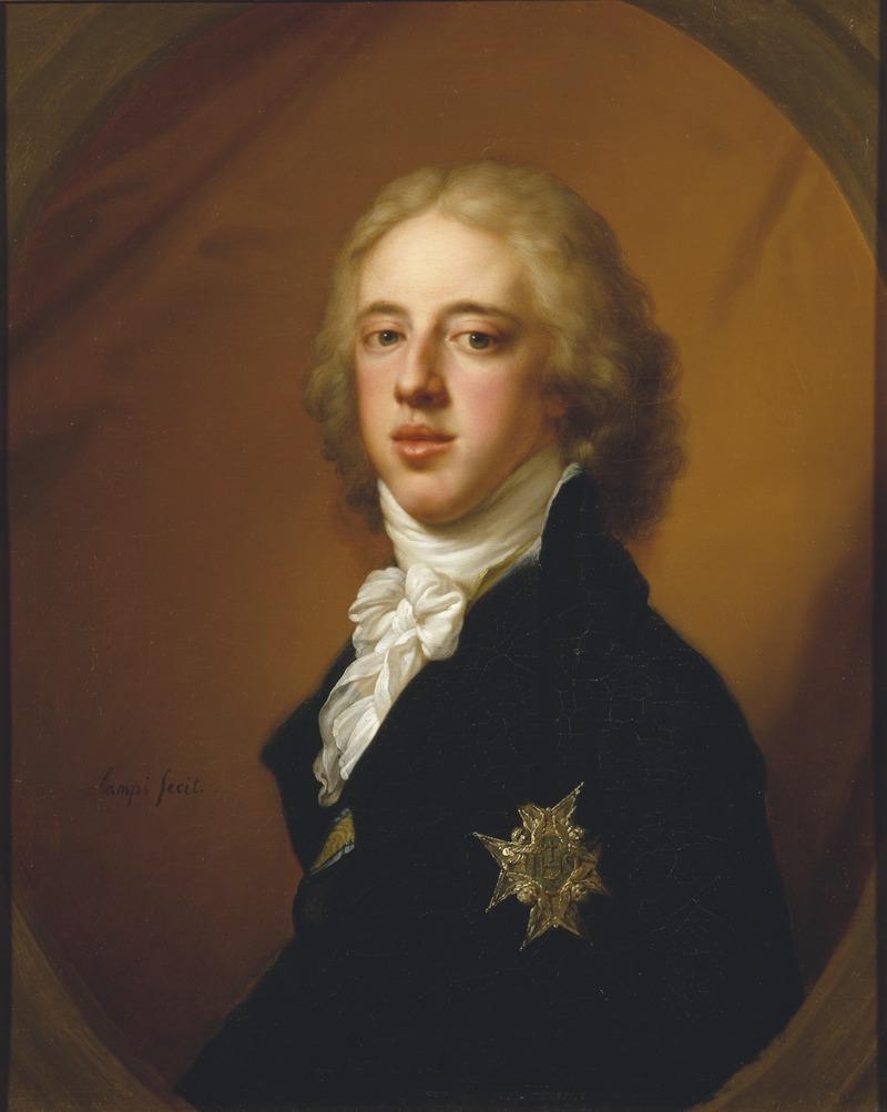 Густав IV Адольф (Johann Baptist Lampi d.ä.) - Национальный музей - 37526.tif