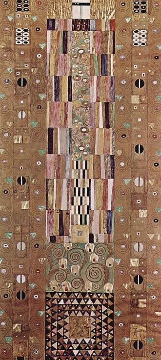 Stoclet Frieze - Image: Gustav Klimt 029