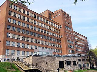 Montreal General Hospital Hospital in Quebec, Canada