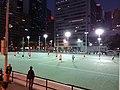 HK 灣仔 Wan Chai 修頓球場 Southorn Playground evening February 2019 SSG 08.jpg