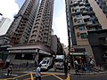 HK 西營盤 Sai Ying Pun 第一街 First Street 正街 Centre Street 雅賢軒 Elite Court facade 嘉盛閣 Charming Court October 2019 SS2 05.jpg