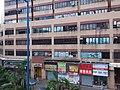 HK 觀塘 Kwun Tong 開源道 Hoi Yuen Road MTR exit footbridge view October 2018 SSG 08.jpg