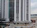 HK Bus 962 view Yau Tsim Mong District construction site September 2018 SSG 04.jpg