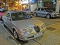 HK Jordan 佐敦 廟街 Temple Street night carpark Jaguar Apr-2013.JPG