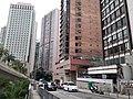 HK ML 香港半山區 Mid-levels 羅便臣道 Robinson Road near Old Peak Road n 雅賓利道 Albany Road April 2020 SS2 01.jpg