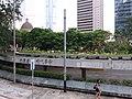 HK tram view Chater Garden Queensway September 2019 SSG 03.jpg