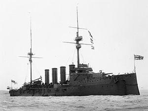 Duke of Edinburgh-class cruiser - Image: HMS Duke of Edinburgh
