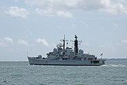 HMS Gloucester D96 BB 2