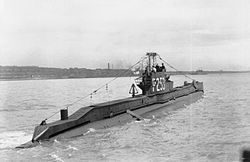 HMS Sea Scout (P253) am 12. Juni 1944