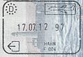 Hahn passport stamp.jpg
