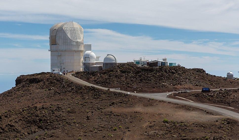 Haleakala Observatory 2017