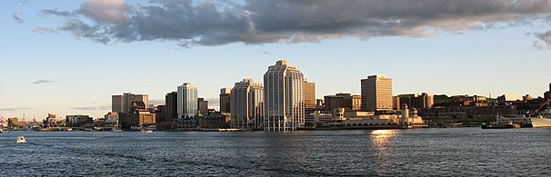 Skyline of Halifax
