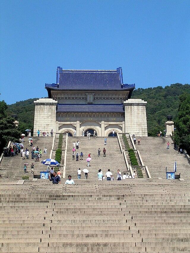 Mausoleo de Sun Yat-sen