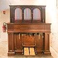Halsou-Église Notre Dame de l'Assomption-Harmonium-20141222.jpg