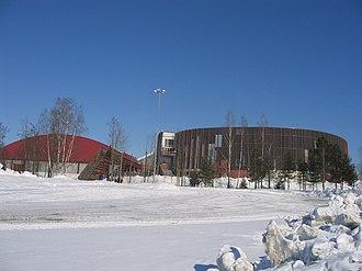 CC Amfi - Image: Hamar Olympic Amfi 2006
