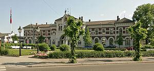 Paul Due - Hamar Station
