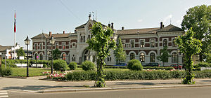 Hamar - Hamar Railway Station