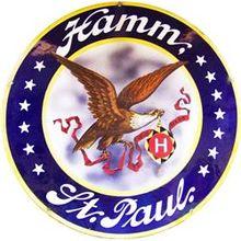 Beer /& Fishing Hamm/'s Bear Gone Fishing Hamm/'s Beer of Saint Paul Minnesota Prom