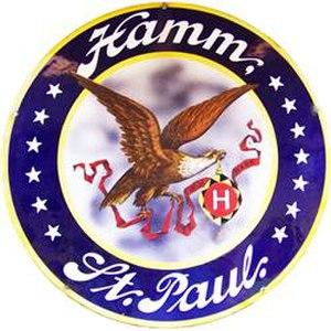 Hamm's Brewery - Image: Hamms Logo