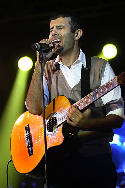 Picture of a band or musician: Hamza Namira