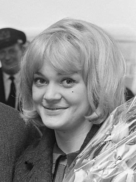 Forman gave his 18 year-old sister-in-law Hana Brejchova her first film role in Loves of a Blonde, which earned her third place in the Best Actress category at the Venice Film Festival. Hana Brejchova (1966).jpg
