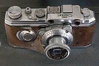 Camera // Printer Makers CANON INC TOKYO JAPAN  old warrant 1991