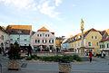 Hartberg Hauptplatz mit Mariensäule.jpg