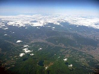 Mount Haruna - Image: Haruna San