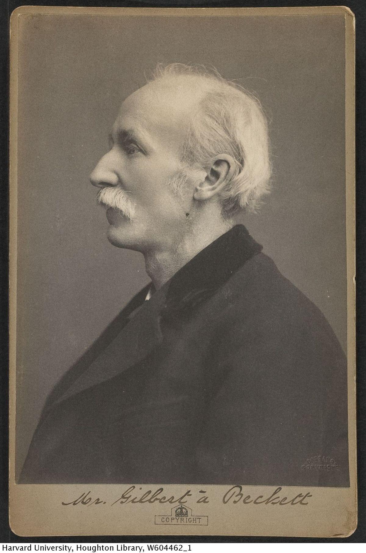 Gilbert Arthur à Beckett - Wikipedia