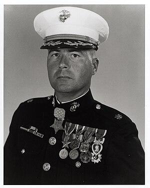 Harvey C. Barnum Jr. - Image: Harvey C. Barnum, Jr., USMC