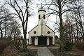 Havelland Paulinenaue Paulinenaue Bahnhofstraße Kirche.JPG