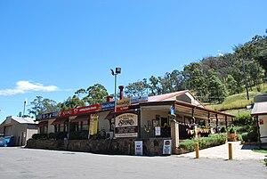 Flowerdale, Victoria - Hazeldene General Store