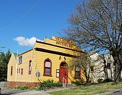 Healesville mechanics institute