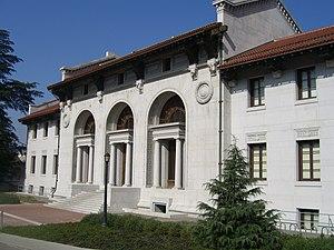 Hearst Memorial Mining Building - Hearst Mining building in 2005