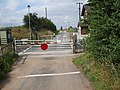 Heck Lane Level Crossing - geograph.org.uk - 1427340.jpg
