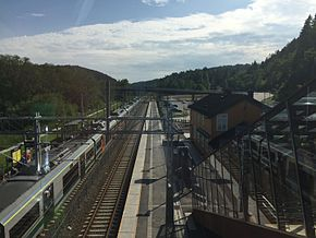 Heggedal Train station, norway.jpg