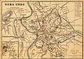 Heinrich Kiepert. Roma urbs ab Augusti Imp. tempore cum muris ab Aureliano et Honorio - Part I.jpg