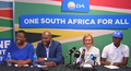 Helen Zille and DA leaders at press conference (October 2019).png